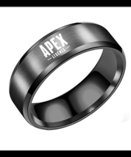 【期間限定】APEX LEGENDS ロゴデザイン シンプル リング ユニセックス アクセサリー 指輪 6柄8サイズ