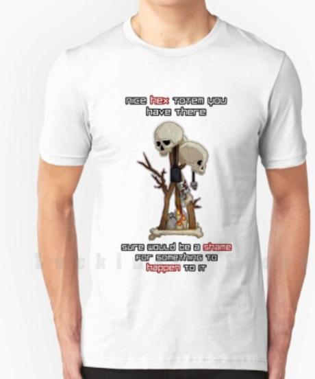 【備考欄要サイズ記載】Dead by Daylight  トーテム フロントプリント イラスト メンズ 半袖 Tシャツ インナー サマーウェア S~6XL 9カラー