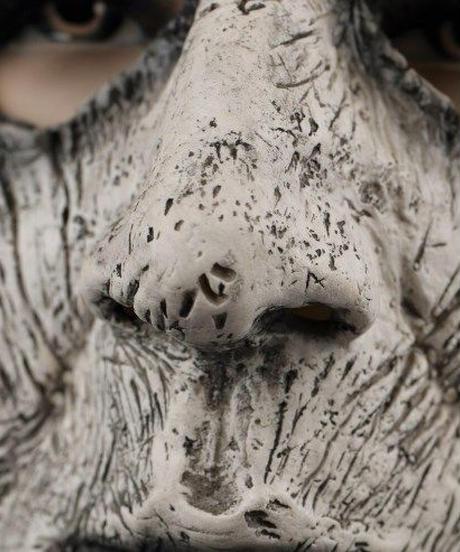 Dead by Daylight キラー シェイプ マイケル・マイヤーズ ラテックス製 フルフェイス マスク ハロウィン コスプレアイテム 仮面  ワンサイズ