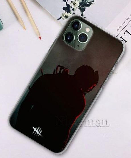 【備考欄要機種指定】Dead by Daylight ハードタイプ iPhone11など各種対応 デドバイ バックカバー 選べる4タイプ