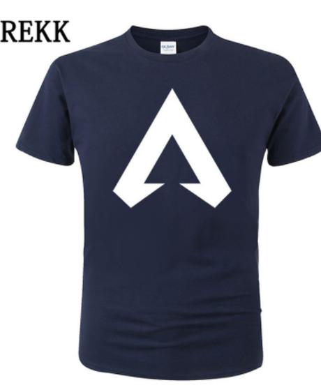 【備考欄要サイズ記載】APEX LEGENDS ロゴマーク フロントプリント シンプル 半袖 Tシャツ トップス インナー 選べる9カラー