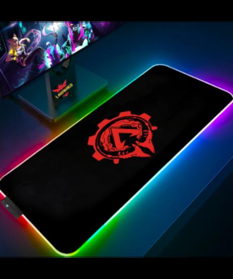 APEX LEGENDS キャラクター ロゴデザイン LED発光 ゲーミング マウスパッド 300×700mm 選べる13柄