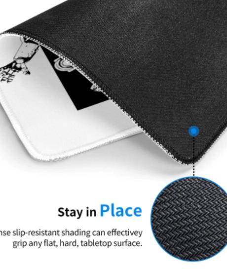 【期間限定】APEX LEGENDS パスファインダー マウスパッド 四角形 スクエア ホワイトカラー25×30