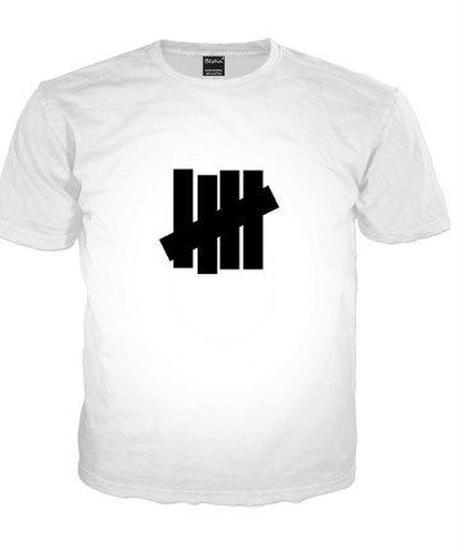 Dead by Daylight デフォルメ 5ラインロゴ ユニーク 半袖 メンズ Tシャツ カジュアル ホワイトカラー S~5XL