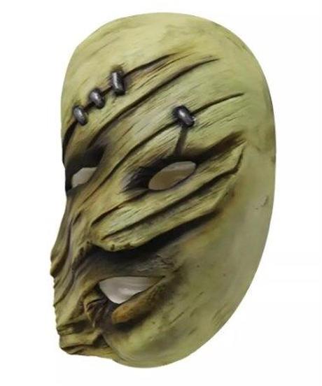 Dead by Daylight  ヒルビリー ハロウィン コスプレ用 ラテックス素材 マスク ホラーマスク コスプレアイテム 仮面 ユニセックス 選べる2カラー