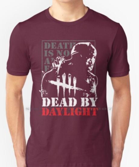 【備考欄要サイズ記載】Dead by Daylight  フロント トラッパー バックススタイルプリント 半袖 メンズ Tシャツ 夏服 インナー 選べる11カラー S~6XL