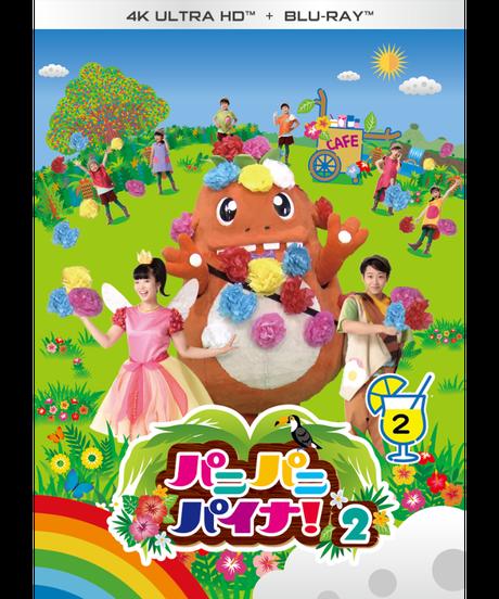 【4KUHD + Blu-ray】パニパニパイナ!2Vol.2