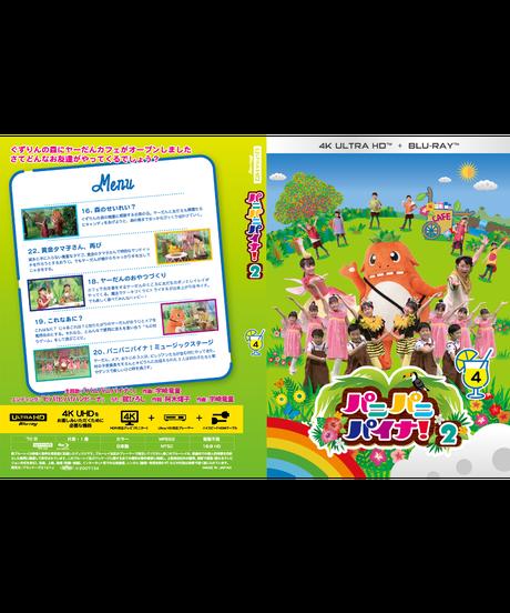【4KUHD + Blu-ray】パニパニパイナ!2 Vol.4