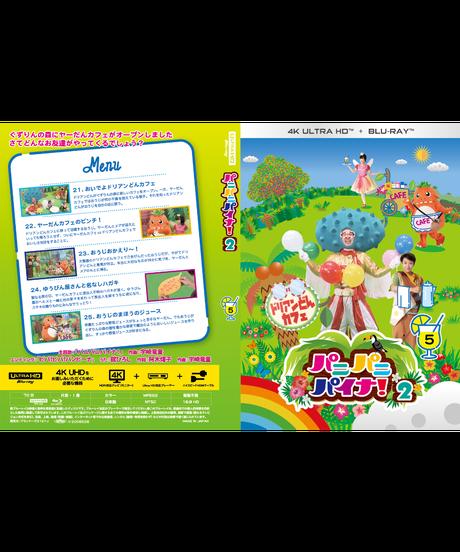 【4KUHD + Blu-ray】パニパニパイナ!2 Vol.5