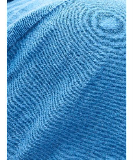 ORGANIC COTTON JERSEY BRA TOP / NUIT BLUE
