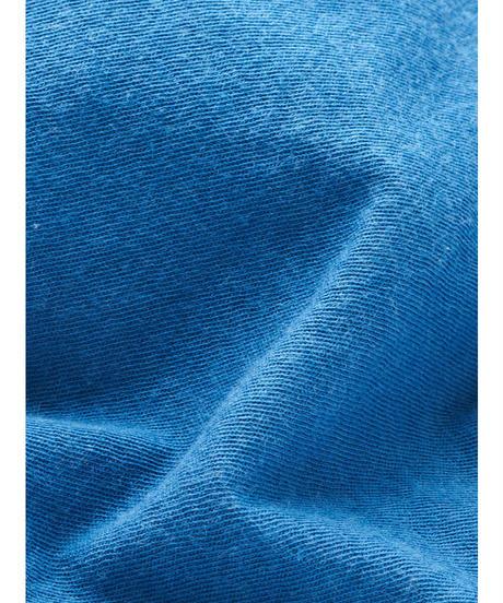 ORGANIC COTTON JERSEY TUBE TOP / NUIT BLUE