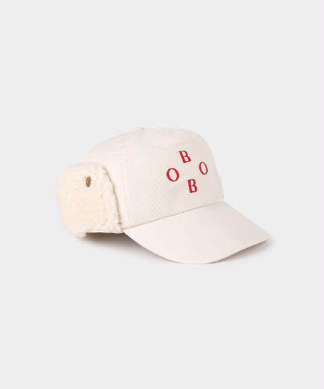 【 Bobo Choses 2019AW 】219236 BOBO SHEEPSKIN CAP (kid size)