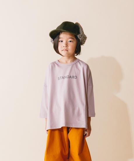 【 nunuforme 2019AW 】nf12-839-500 STANDARD T / Pinkbeige / 大人
