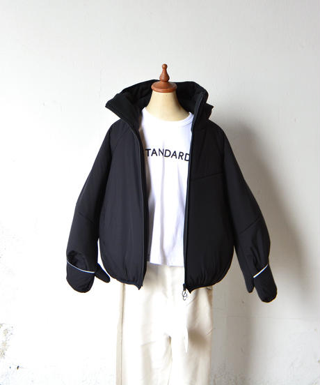 【 MOUN TEN. 2019AW 】air blouson / black / 95 - 140