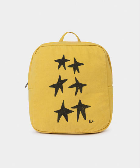 【 Bobo Choses 2019AW 】219217 STARS PETIT SCHOOL BAG