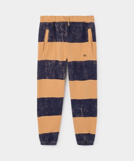 【 Bobo Choses 2019AW 】219053 STRIPED JOGGING PANTS