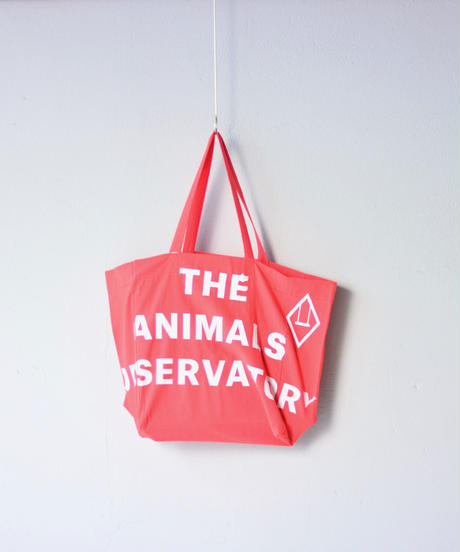 【 THE ANIMALS OBSERVATORY 2020SS 】PROMOBAG ONESIZE BAG