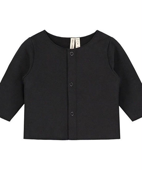 【 GRAY LABEL 2019AW】Baby Cardigan / Nearly Black / 9-12m