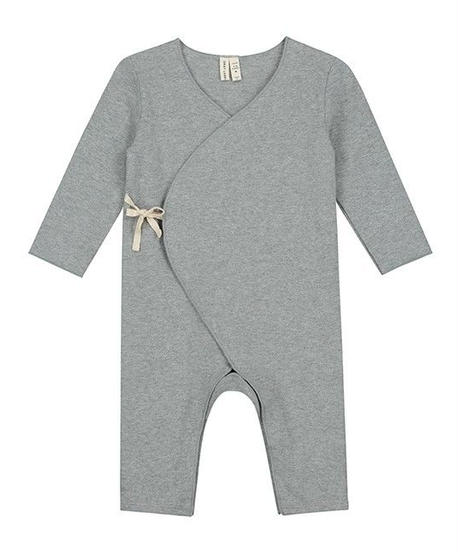 【 GRAY LABEL 2019AW】Baby CrossOver Suit / Grey Melange