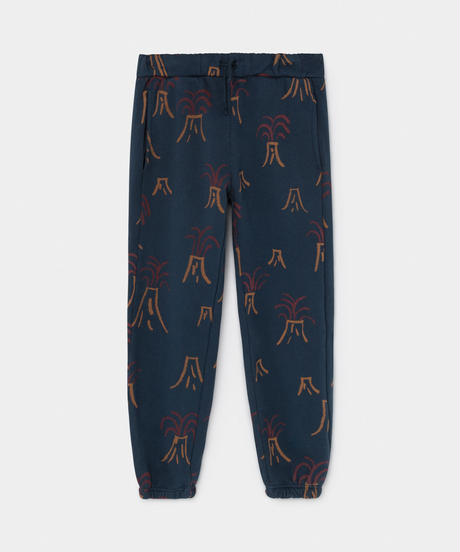 【 Bobo Choses 2019AW 】219052 ALL OVER VOLCANO JOGGING PANTS