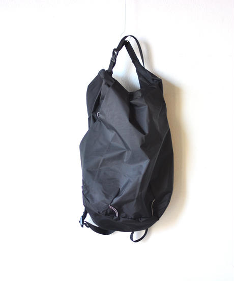 【 MOUN TEN. 2019AW 】2way daypack / black