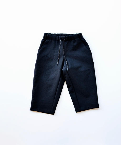 【 MOUN TEN. 2019AW 】drystretch pants  / black / 150 - 160