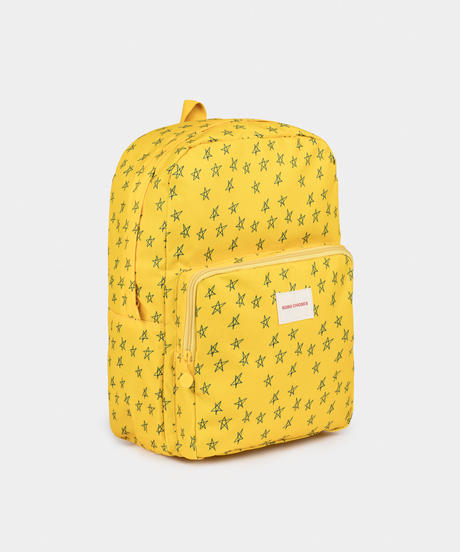 【 Bobo Choses 2019AW 】219228 STARS SCHOOL BAG