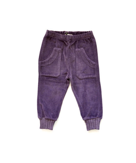 【 1+in the family 2019AW】PILOS pants /  burgundy