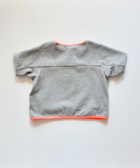 【 MOUN TEN. 2019SS 】THING FABRICS collaboration Tシャツ / gray / 95