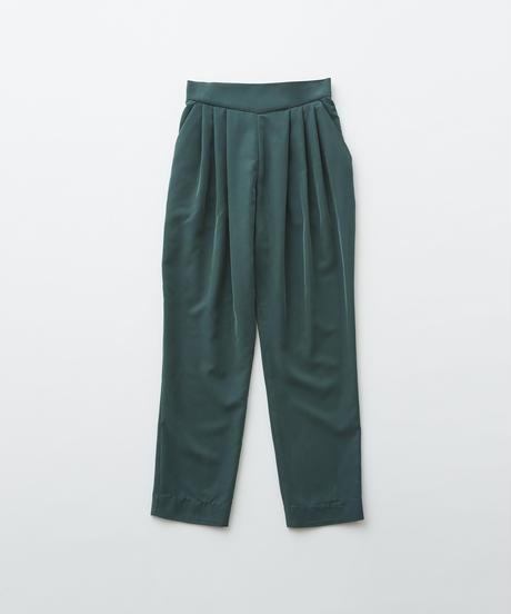 【 eLfinFolk 2019AW 】elf-192F51 modal dress pants / green / 大人