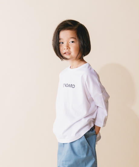 【 nunuforme 2019AW 】nf12-839-500 STANDARD T / White / 大人