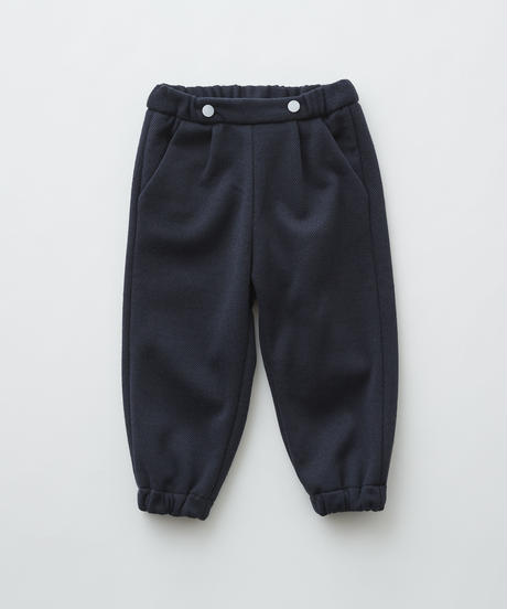 【 eLfinFolk 2019AW 】elf-192F30 freece pants / navy / 110 - 130cm