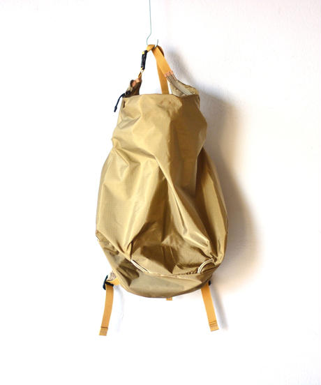 【 MOUN TEN. 2019AW 】2way daypack / beige