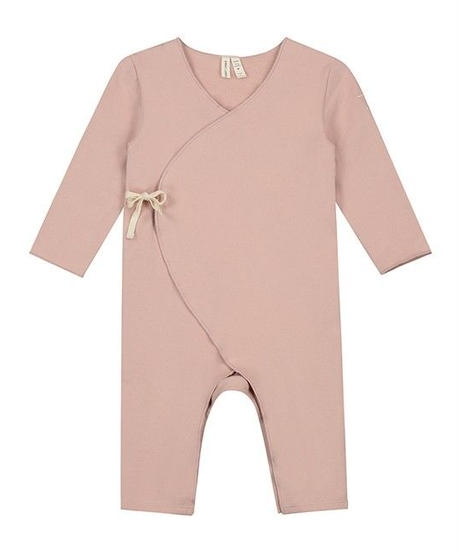 【 GRAY LABEL 2019AW】Baby CrossOver Suit / Vintage Pink