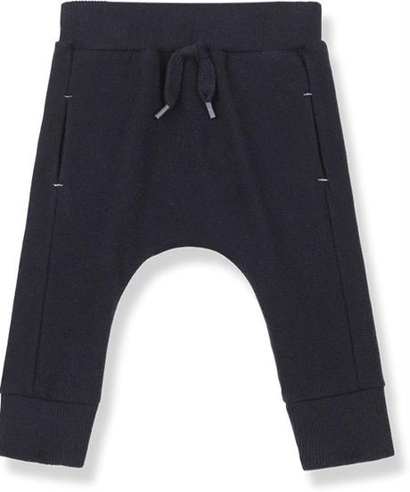 【 1+in the family 2019AW】PILOS pants / dark blue