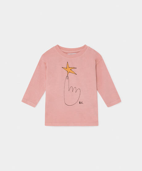 【 Bobo Choses 2019AW 】219129 THE NORTHSTAR LONG SLEEVE T-SHIRT