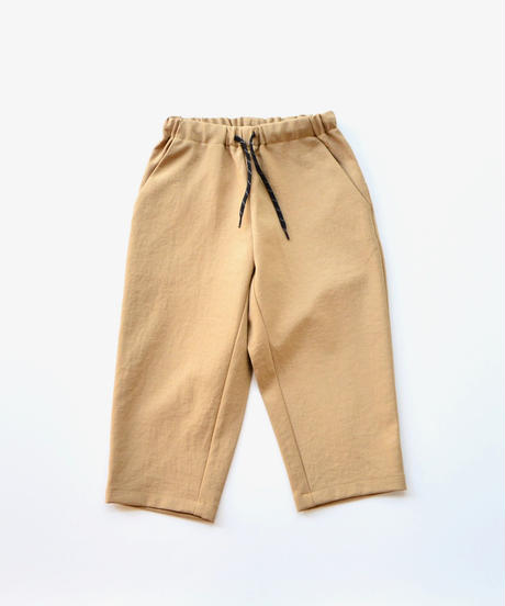 【 MOUN TEN. 2019AW 】drystretch pants  / beige / 95 - 140