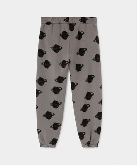 【 Bobo Choses 2019AW 】219250 ALL OVER SATURN JOGGING PANTS