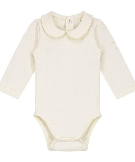 【 GRAY LABEL 2019AW】Baby Collar Onesie / Cream / 9-12m