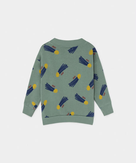 【 Bobo Choses 2019AW 】219034 ALL OVER A STAR CALLED HOME SWEATSHIRT
