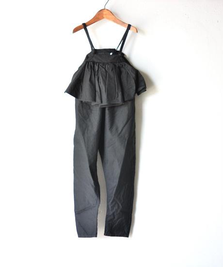【稲森様専用ページ】【 folk made 2019AW 】salopette / black / size レディース