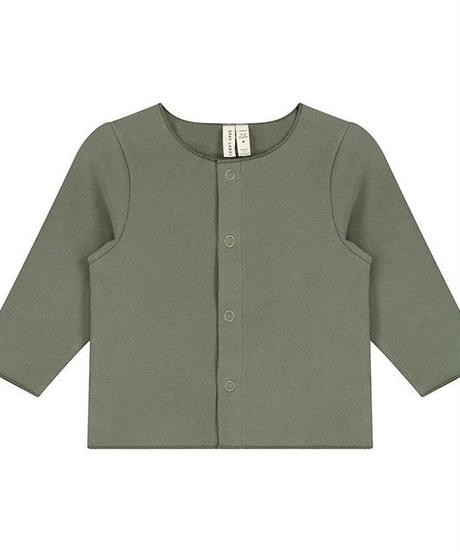 【 GRAY LABEL 2019AW】Baby Cardigan / Moss / 9-12m