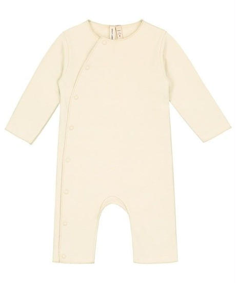 【 GRAY LABEL 2019AW】Baby Suit with Snaps / Cream