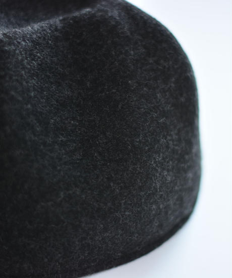 【 MOUN TEN. 2019AW 】mountain cap / charcoal