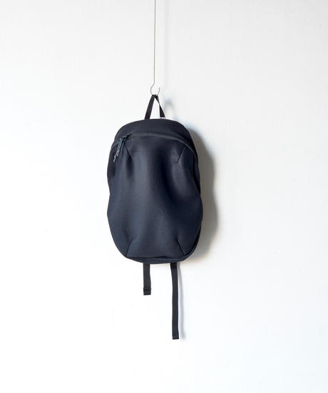 【 MOUN TEN. 2020SS 】double russell mesh daypack 10L [MT201019] / black