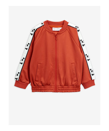 【 mini rodini 2020SS PRE 】Panda wct jacket(20120151) / Red
