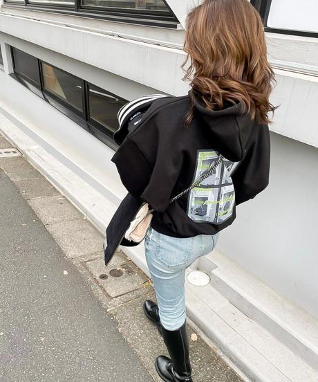 【2周年記念アイテム】2th anniversary hoodie