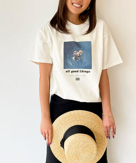 all good things Tシャツ