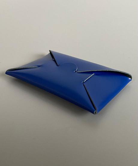 i ro se(イロセ) SEAMLESS カードケース BLUE