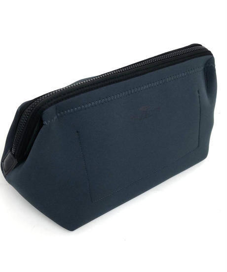 PUEBCO(プエブコ)502359 WIRED POUCH Large DGY/GRN